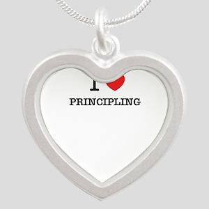 I Love PRINCIPLING Necklaces