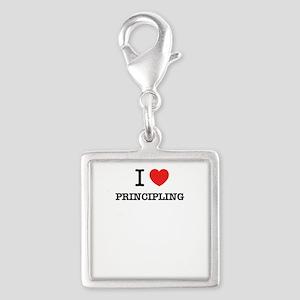 I Love PRINCIPLING Charms