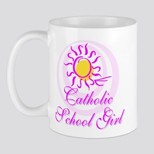Catholic School Girl Mug