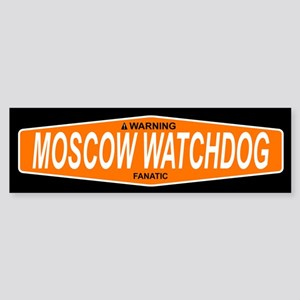 MOSCOW WATCHDOG Bumper Sticker