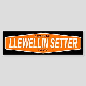 LLEWELLIN SETTER Bumper Sticker