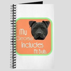 My Georgia Includes Pit Bulls Journal