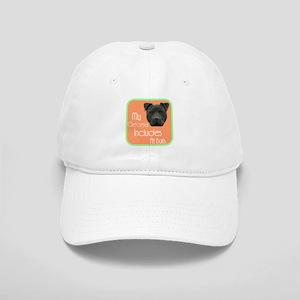 My Georgia Includes Pit Bulls Cap