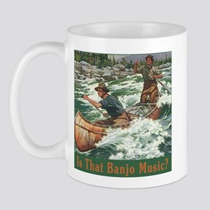 IsThat Banjo Music? Mug