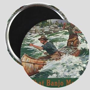 IsThat Banjo Music? Magnet