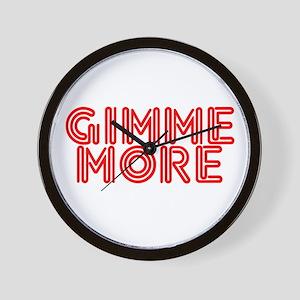 GIMME Wall Clock