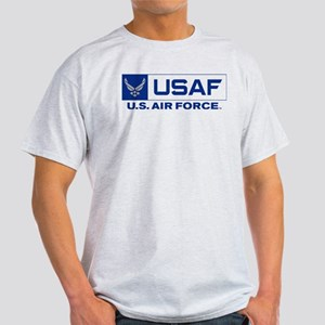 U.S. Air Force Logo USAF Light T-Shirt