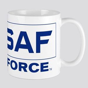 U.S. Air Force Logo USAF Mug