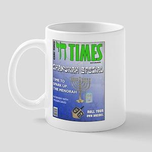 Chai Times Mug