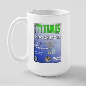 Chai Times Large Mug