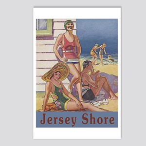 Jersey Shore Poster Postcards (Package of 8)