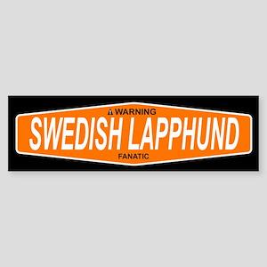 SWEDISH LAPPHUND Bumper Sticker