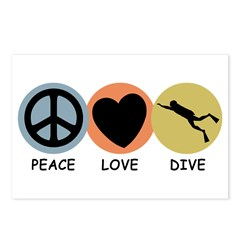 https://i3.cpcache.com/product/187884564/peace_love_dive_postcards_package_of_8.jpg?side=Front&height=240&width=240