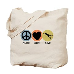 https://i3.cpcache.com/product/187884606/peace_love_dive_tote_bag.jpg?side=Front&color=Khaki&height=240&width=240