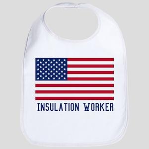 Ameircan Insulation Worker Bib