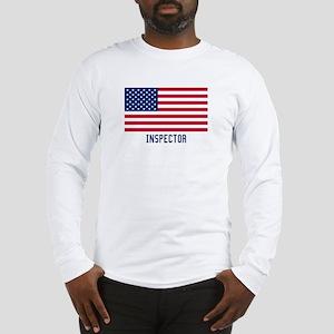 Ameircan Inspector Long Sleeve T-Shirt