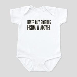 Jewish Humor Infant Bodysuit