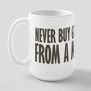 Jewish Humor Large Mug