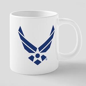 USAF Logo Symbol Mugs