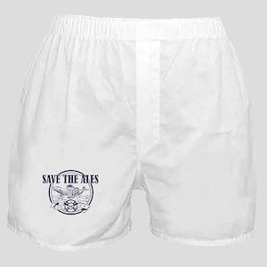 Save the Ales 08 Boxer Shorts