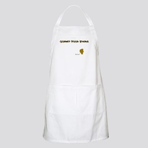 Gourmet Food Stains BBQ Apron