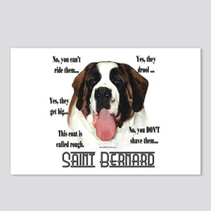 Saint(rough)FAQ Postcards (Package of 8)