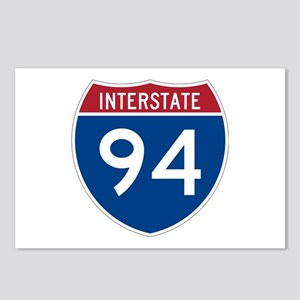 Interstate 94 Postcards (Package of 8)