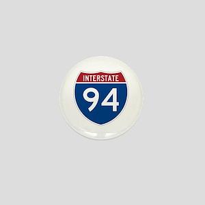 Interstate 94 Mini Button