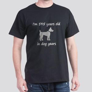 85 Dog Years Gray Dog 1 T-Shirt