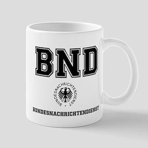 BND - GERMAN SPY AGENCY - Mugs
