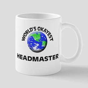 World's Okayest Headmaster Mugs