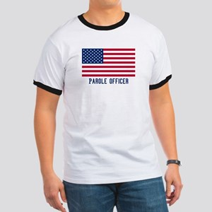 Ameircan Parole Officer Ringer T