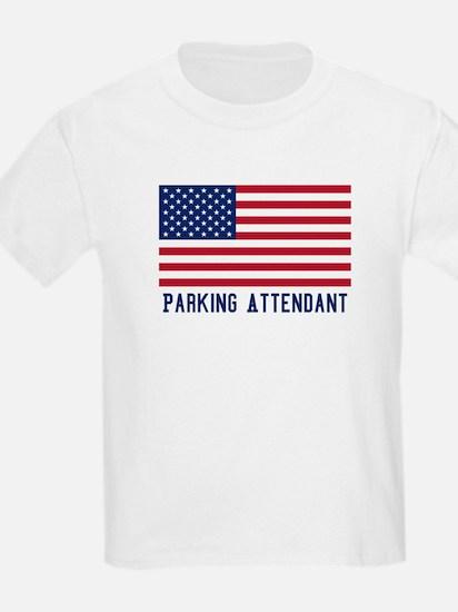 Ameircan Parking Attendant T-Shirt