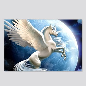 Magical Unicorn Postcards (Package of 8)