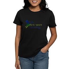 LIVE YOUR PASSION Women's Dark T-Shirt