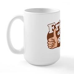 Friend of the Show Large Mug