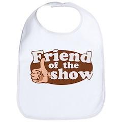 Friend of the Show Bib