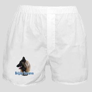 Tervuren Name Boxer Shorts