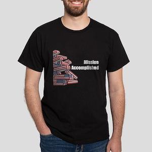 Mission Accomplished Dark T-Shirt