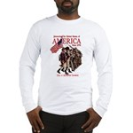 Defending America Long Sleeve T-Shirt
