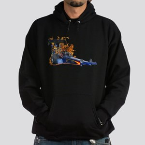 Flaming Top Fuel Hoodie