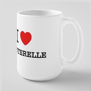 I Love CHANTERELLE Mugs