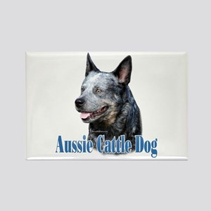 ACD(blue)Name Rectangle Magnet
