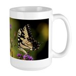 Eastern Tiger Swallowtail Large Mug
