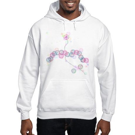 Inhale Exhale Yoga Dance Hooded Sweatshirt