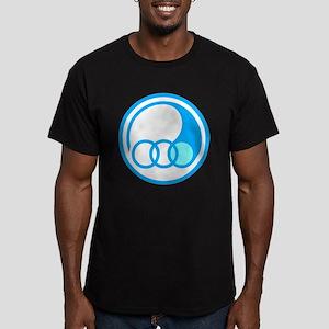 Esteghlal Logo - blackshirt T-Shirt