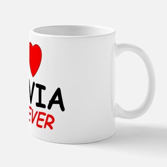 I Love Sylvia Forever - Mug