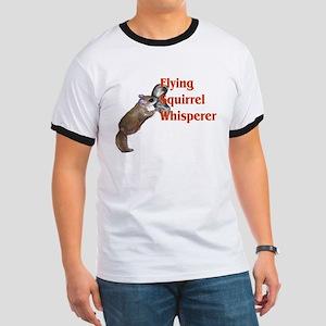 Flying Squirrel Whisperer Ringer T