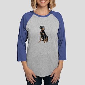 Doberman (nat1) Long Sleeve T-Shirt