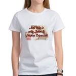 Why John & Nancy Divorced Women's T-Shirt